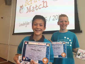 Nederlands Kampioen Scratch 2015-2016